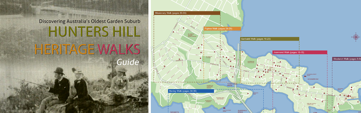 Hunters Hill Heritage Walks Guide