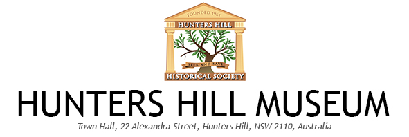 HUNTERS HILL MUSEUM
