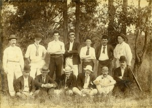 Scratch Xl - Hunters Hill Cricket Club 1894  General