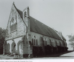 All Saints Anglican Church  25