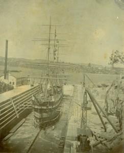 Sailing Vessel 'Neotsfield'