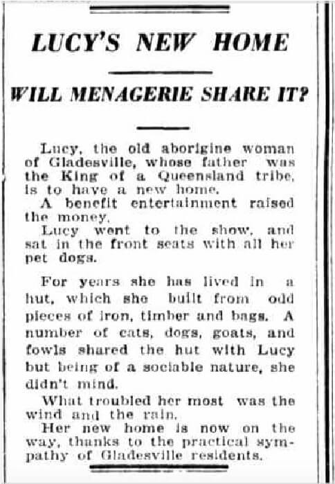 Article in The Sun on 16 July 1925.