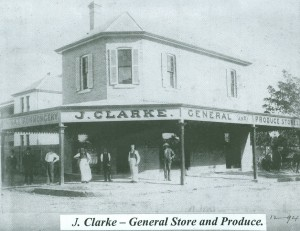 Clarke's Store General