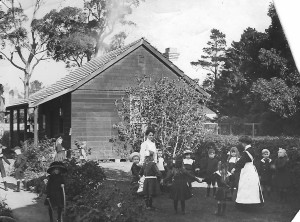 Miss Budden - Girrahween School 1909  General
